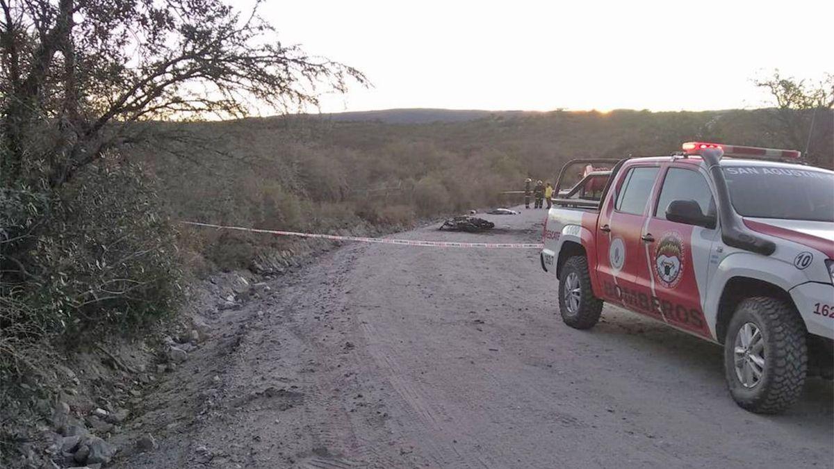 Un trágico accidente enluta a la localidad serrana de Los Reartes. (Foto: LaVoz.com.ar)