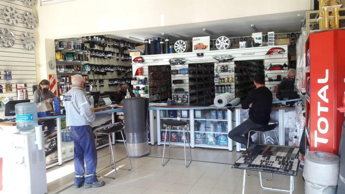 Repuestos Zamboni tiene más de 45 años en el sector y es una referencia en Villa María y la región.