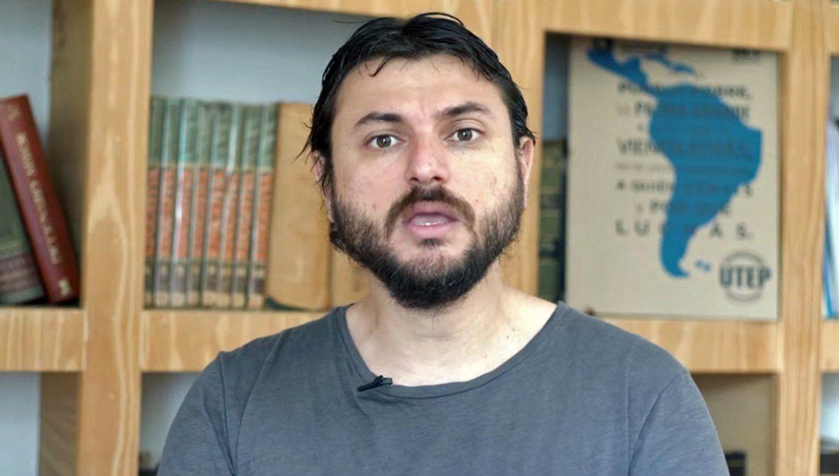 El dirigente social Juan Grabois fue designado miembro del Dicasterio para el Servicio del Desarrollo Humano Integral del Vaticano.