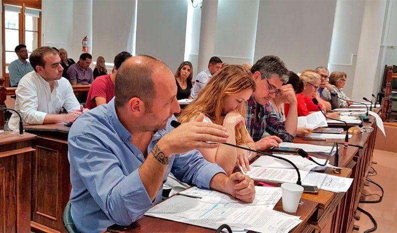 El Concejo Deliberante aprobó en primera lectura el Presupuesto 2020