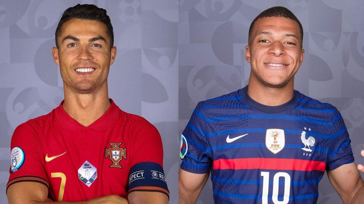 Portugal y Francia se miden en un duelo clave