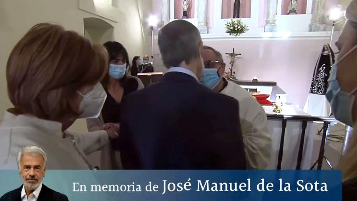 El gobernador Schiaretti participó de la misa en memoria de De la Sota.