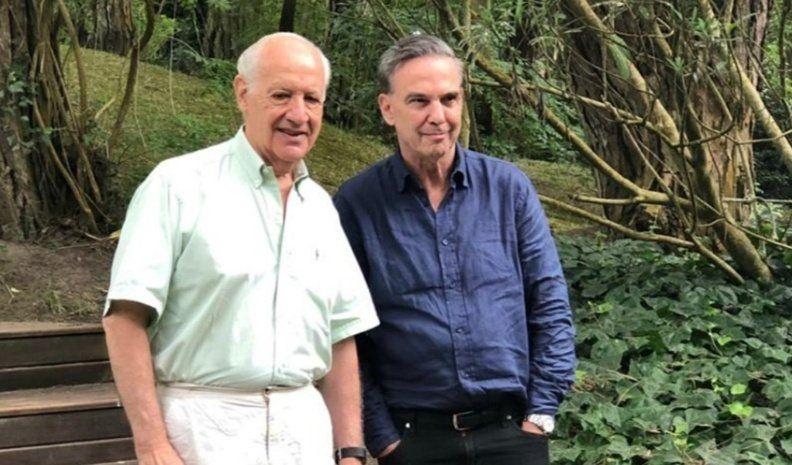 Lavagna se reunió con Pichetto con miras al armado electoral