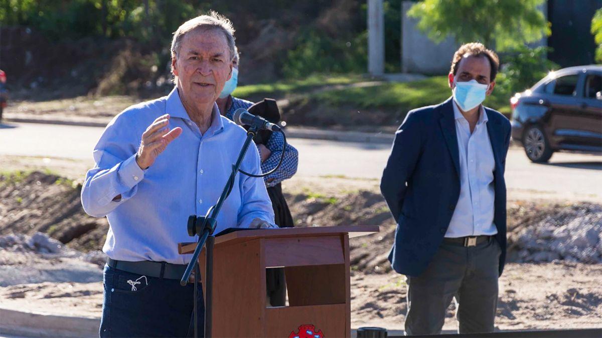 El gobernador les pidió un esfuerzo más a los jefes comunales.