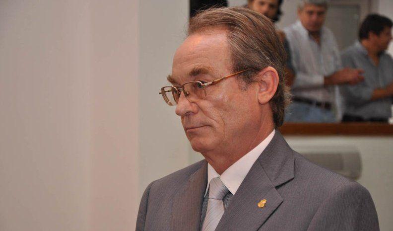 Murió el juez Luis Coppari