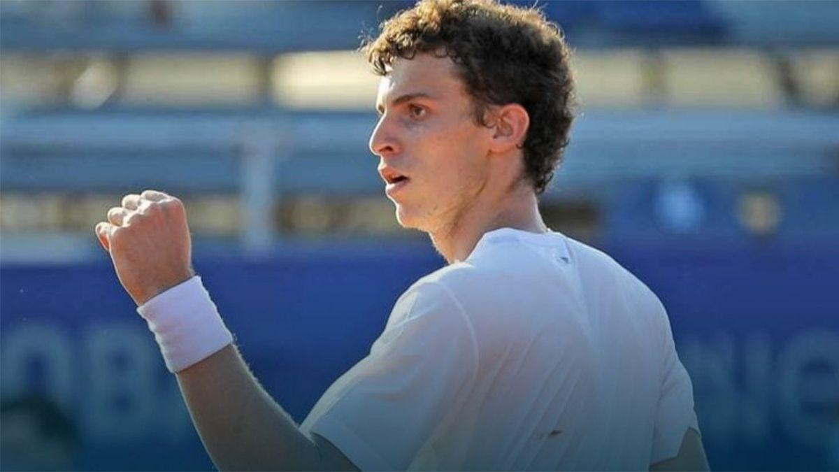 Cerúndolo hace historia en el Córdoba Open