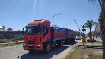 La suba del combustible y repuestos  preocupa a transportistas de carga