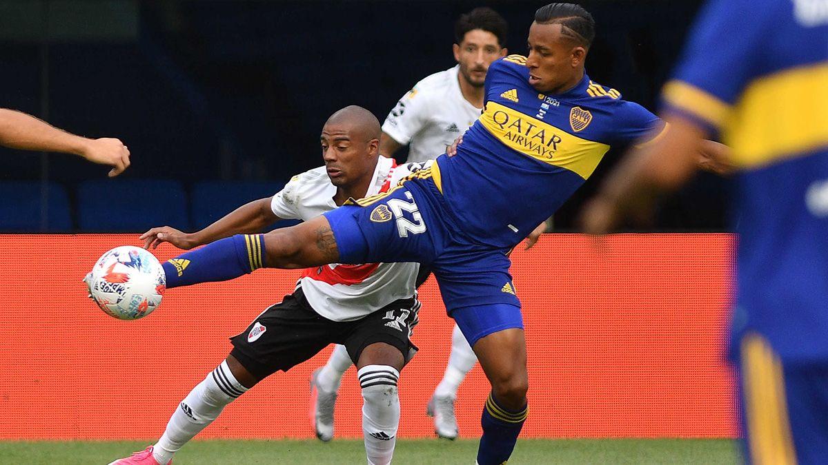 Boca-River, el 4 de agosto por Copa Argentina