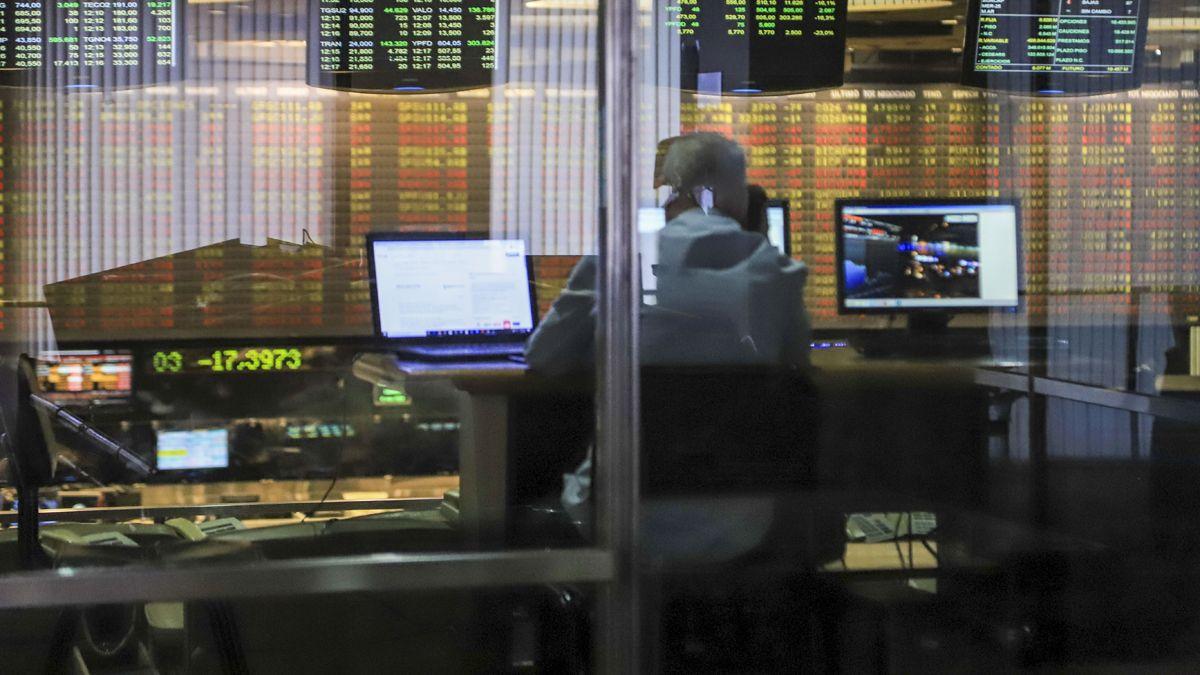 Suben las acciones argentina en una jornada de euforia para los mercados.