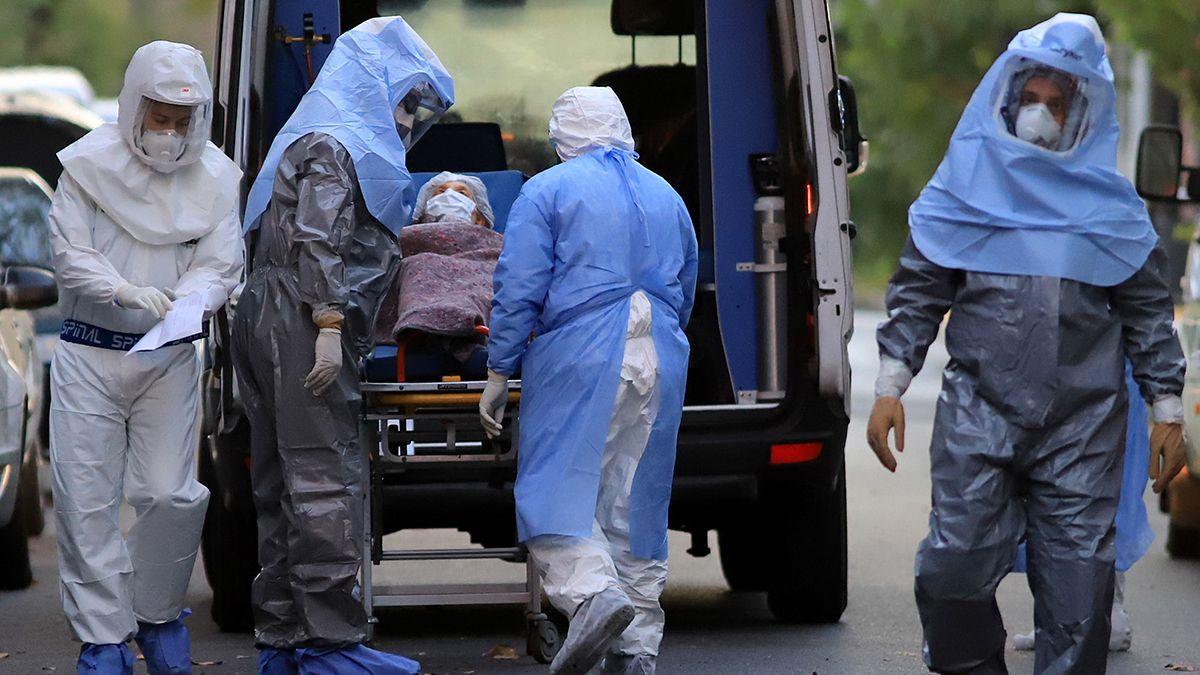 Récord de muertes por Covid en la Argentina: 561 en las últimas 24 horas