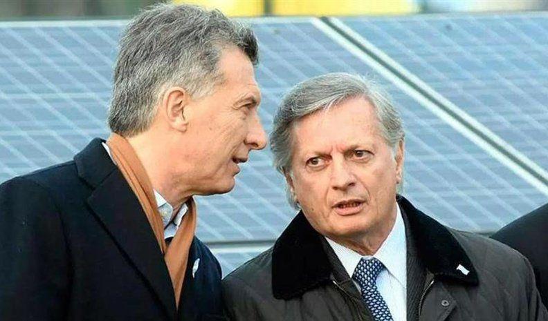 Macri recibió a Aranguren y ratificaron aumento de tarifas
