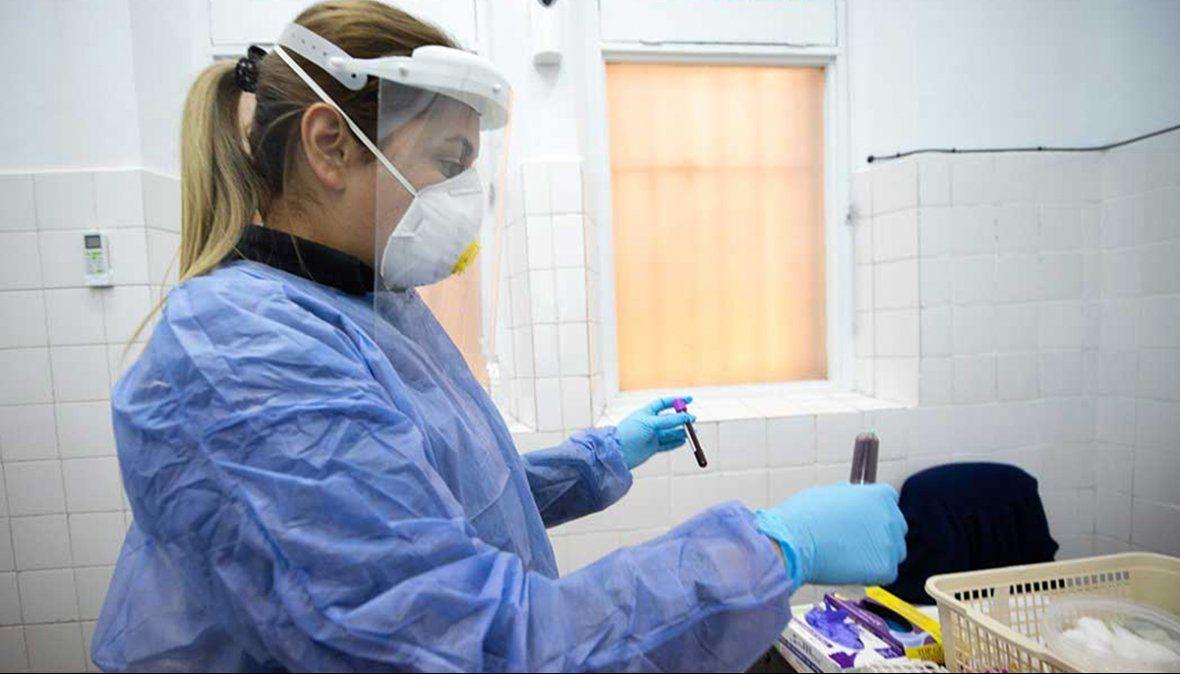 En la provincia fueron notificados este martes 1.622 nuevos infectados.