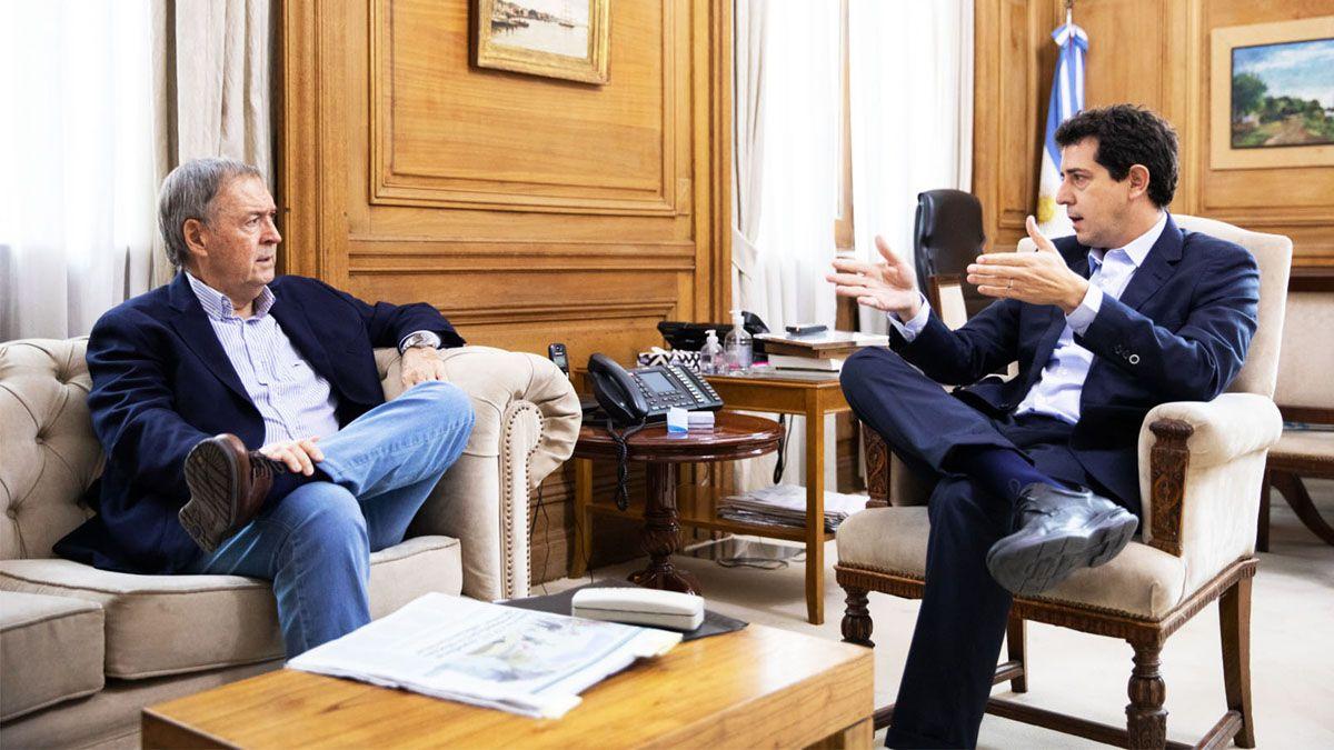"""""""Con De Pedro siempre tuvimos un buen vínculo institucional. Inclusive con el gobernador. Ojalá nos sigamos manejando con el mismo criterio constructivo. Su confirmación en el cargo nos trae tranquilidad"""""""
