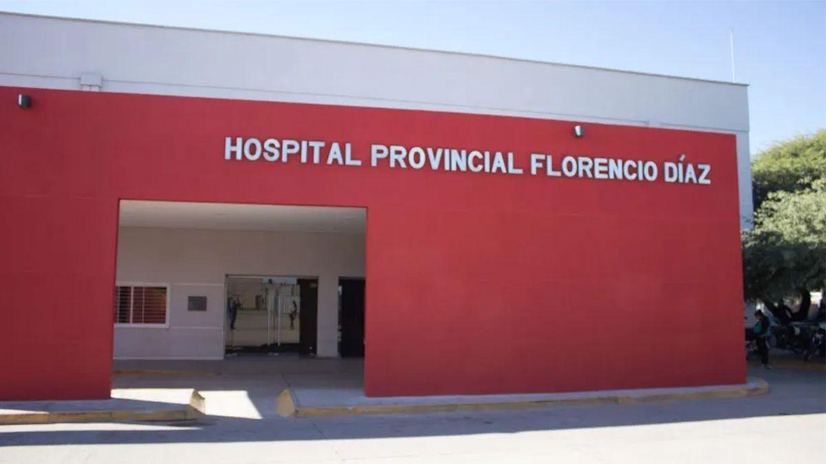 La beba sigue internada en el Hospital Florencio Díaz.