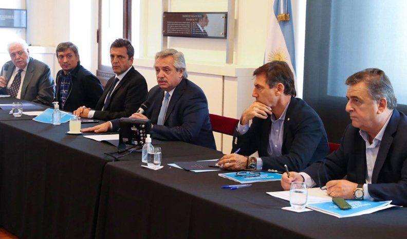 La oposición dio su apoyo a un posible aislamiento general