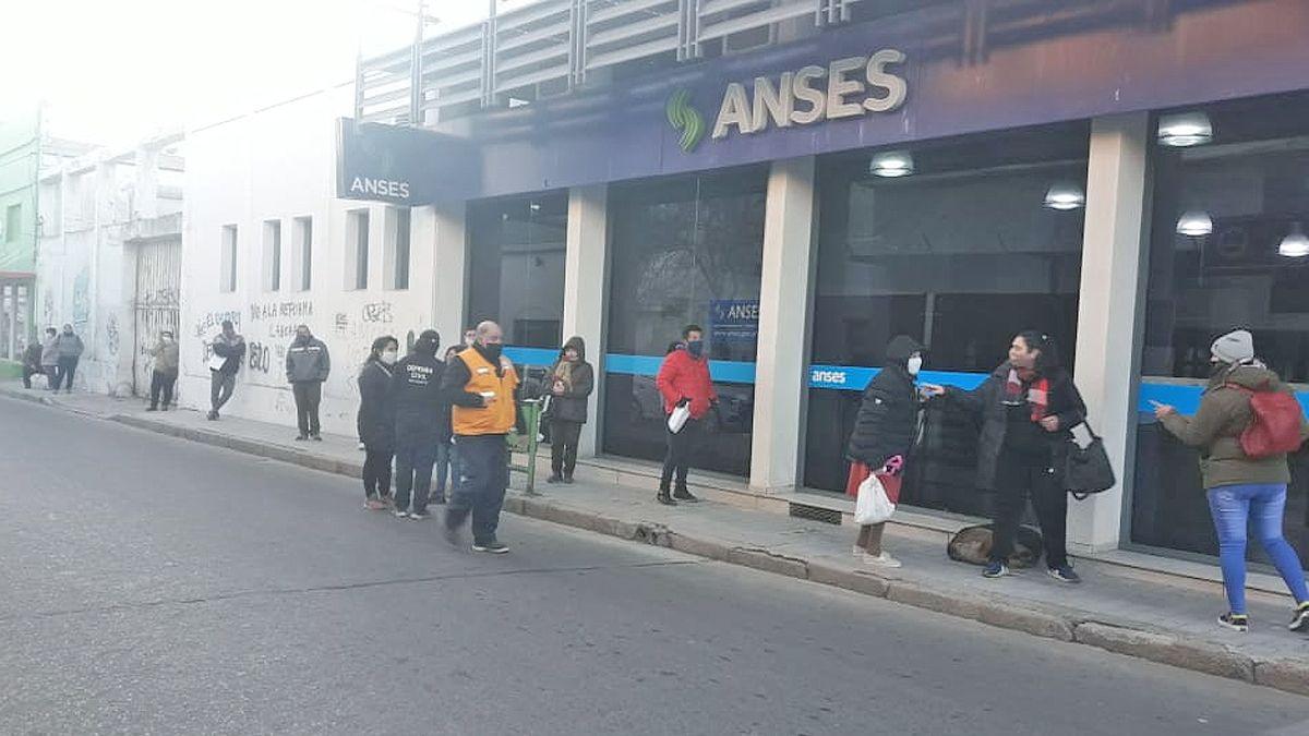 La delegación local de Anses recibe a usuarios desde hoy
