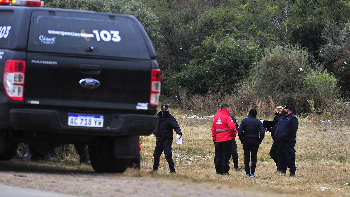 El personal del equipo forense se sumaría a la búsqueda de la menor desaparecida en San Luis.
