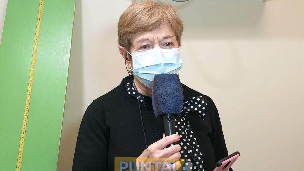 La médica infectóloga infantil y asesora del Ministerio de Salud de Córdoba