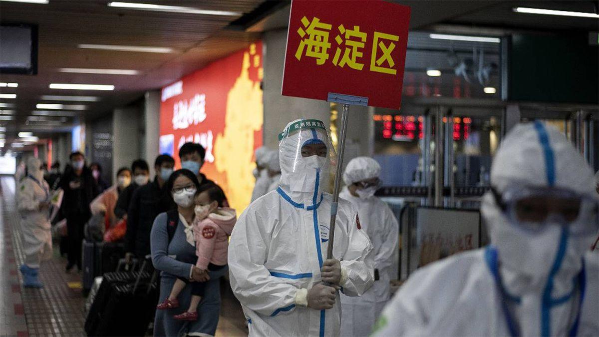 Wuhan se convirtió en la más reciente ciudad en decretar pruebas masivas de detección del virus.