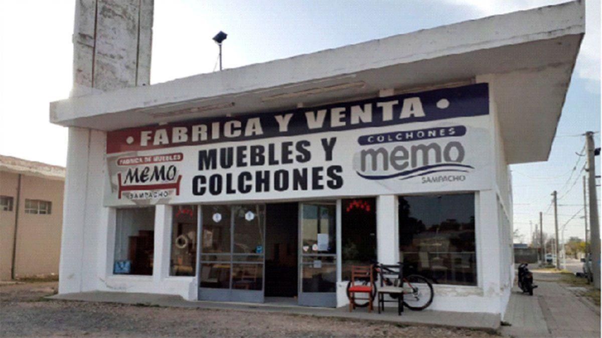 Sampacho: forzaron una caja fuerte y se llevaron el dinero de una mueblería