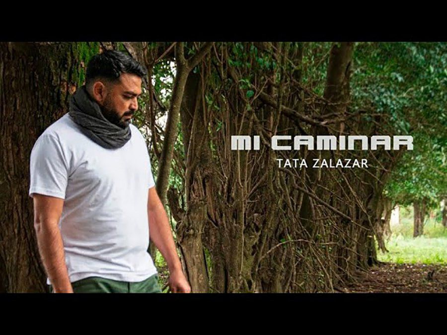 Tata Zalazar editó Mi caminar.
