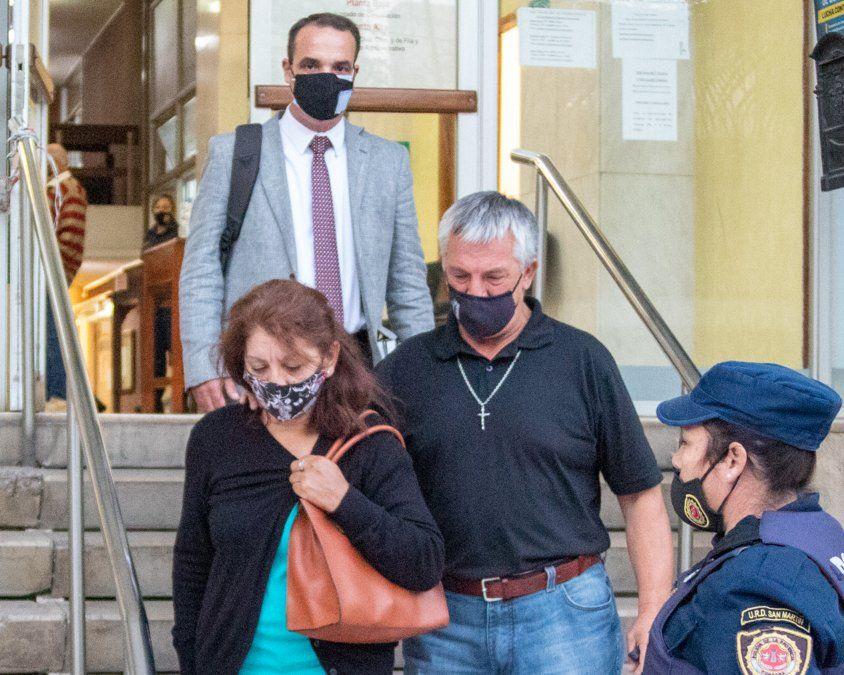 La familia de Bertolini se retira del juicio.