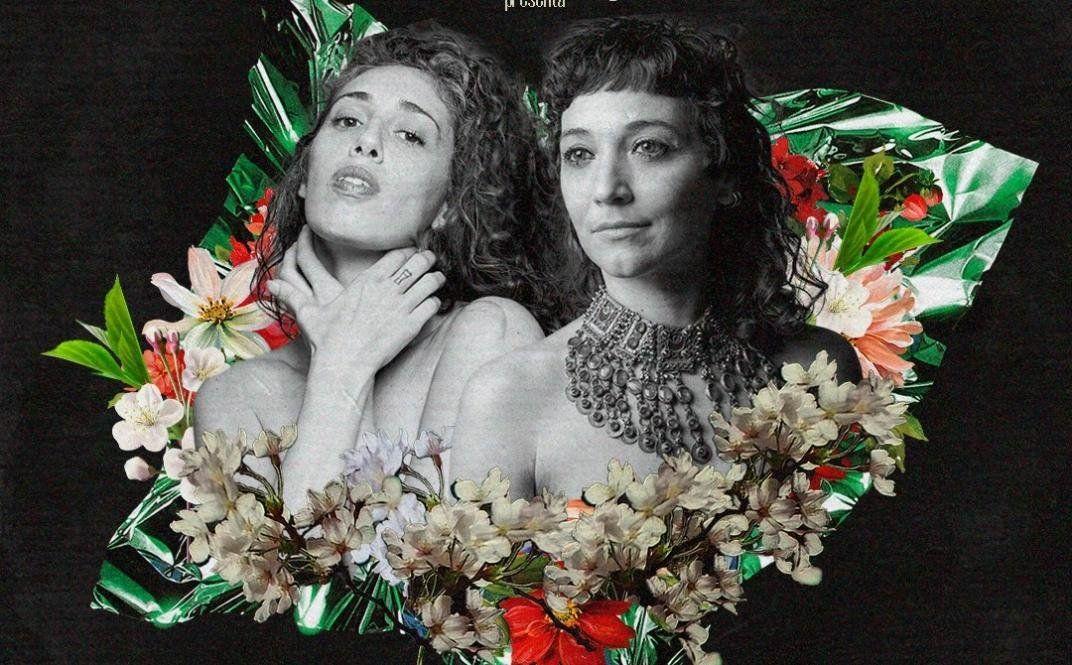Paula Maffía y Sol Pereyra se presentan el sábado en Córdoba.