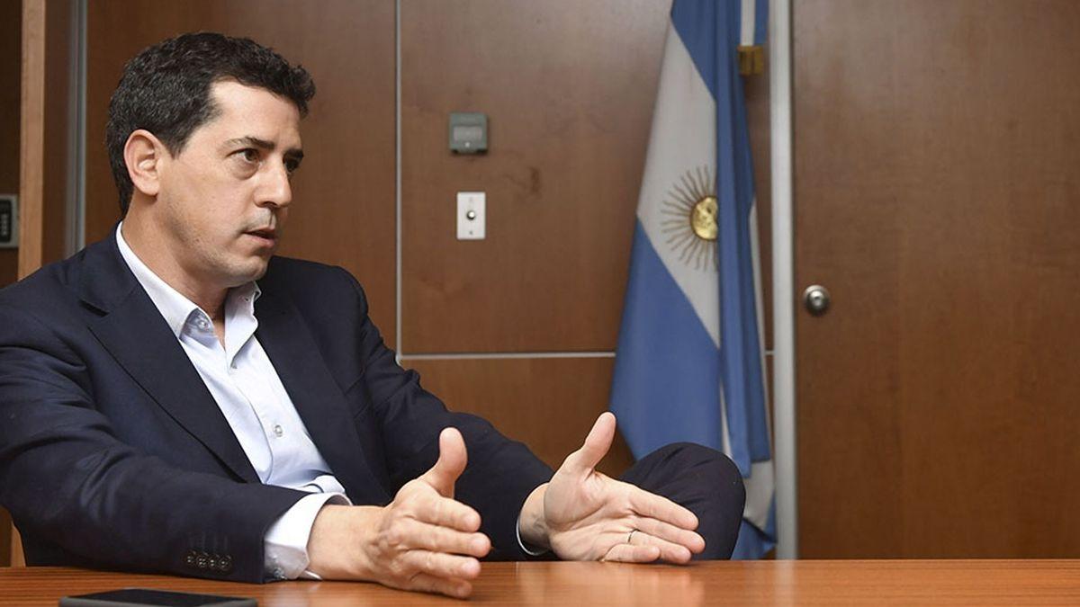 ¿El ministro del Interior Wado de Pedro