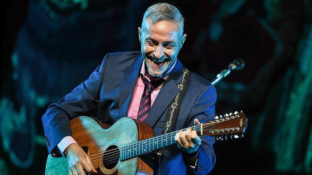 Pedro Aznar será uno de los artistas que participará del Concierto con los Refugiados.