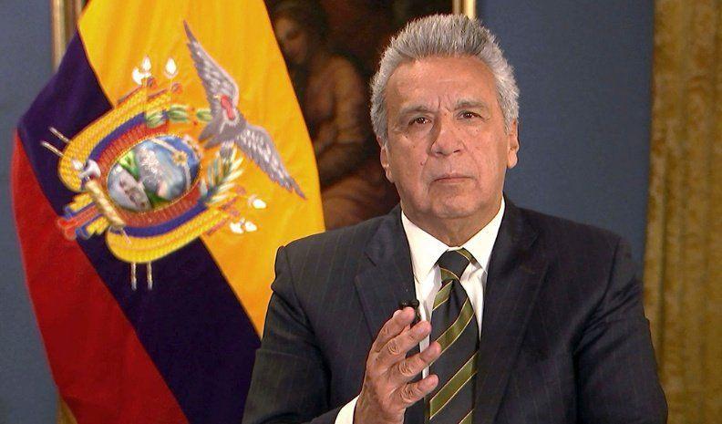 Lenín Moreno convocó a un diálogo directo a movimientos indígenas