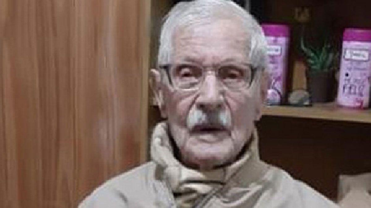Hernando despidió a don Cipriano Castelli de 108 años