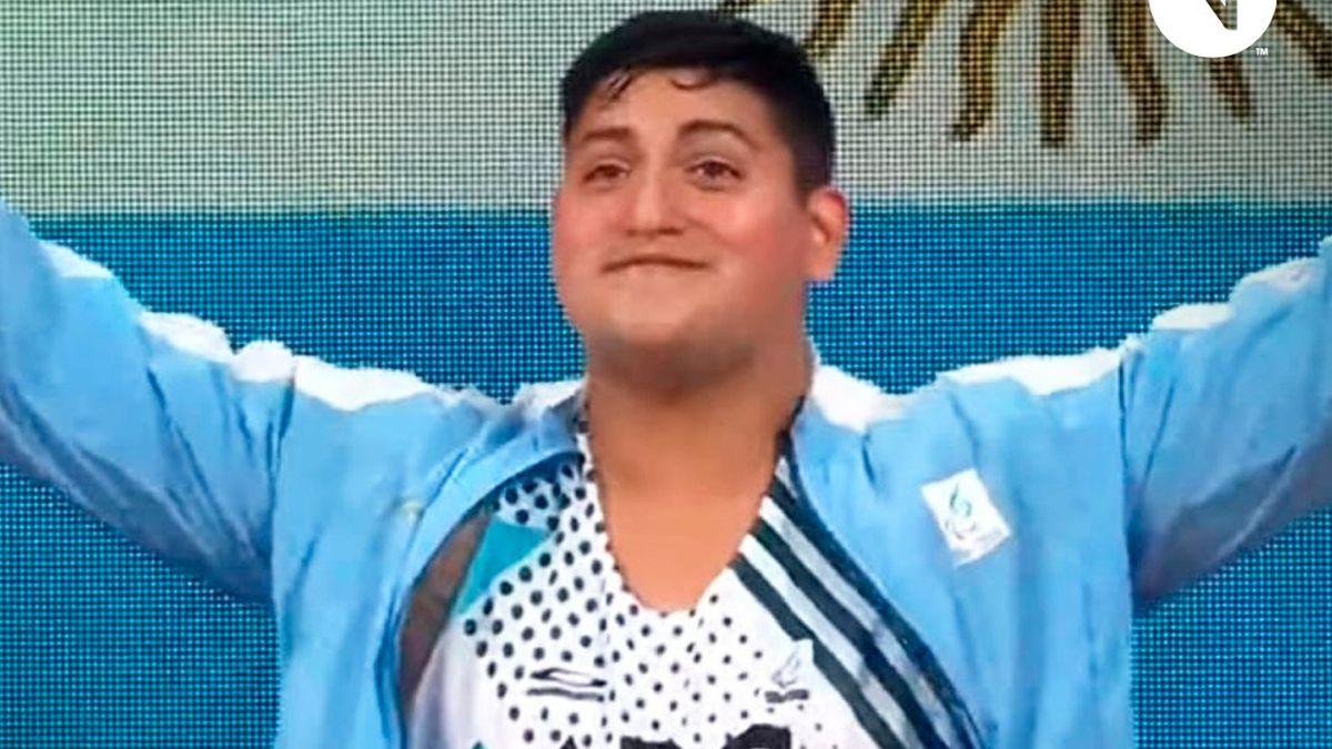 Llegó la quinta medalla para Argentina