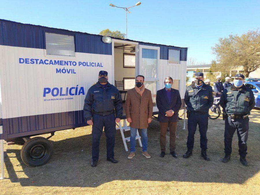 Se pondrá en funcionamiento el destacamento policial móvil