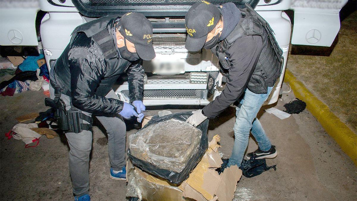 La banda narco desbaratada en Villa María era liderada desde la cárcel.