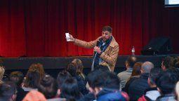 HernánNavarro es el presidente de la ONGGrooming Argentina y alertó sobre la importancia de un uso responsable de las herramientas digitales en el marco del aislamiento.