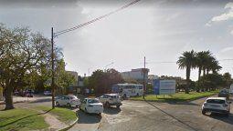 Una mujer resultó gravemente herida luego de un siniestro vial en la ciudad