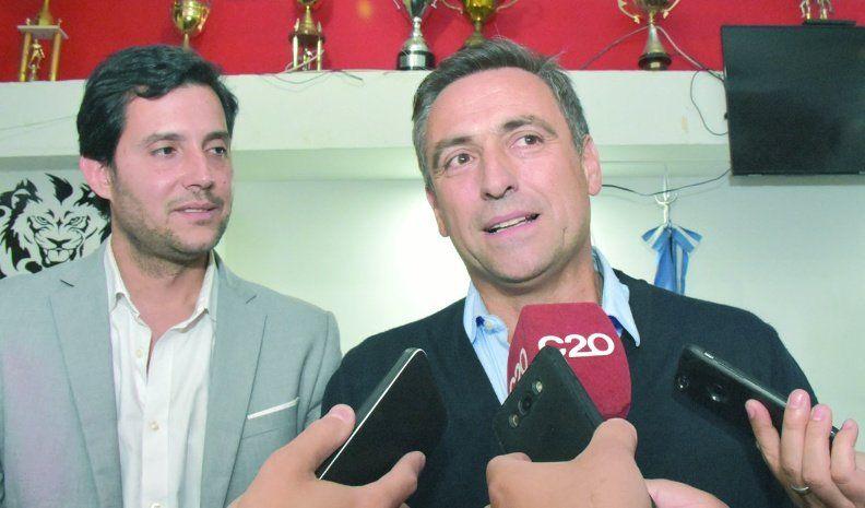 En plena discusión interna en Cambiemos, Mestre llega para sumar apoyos en Villa María y Villa Nueva