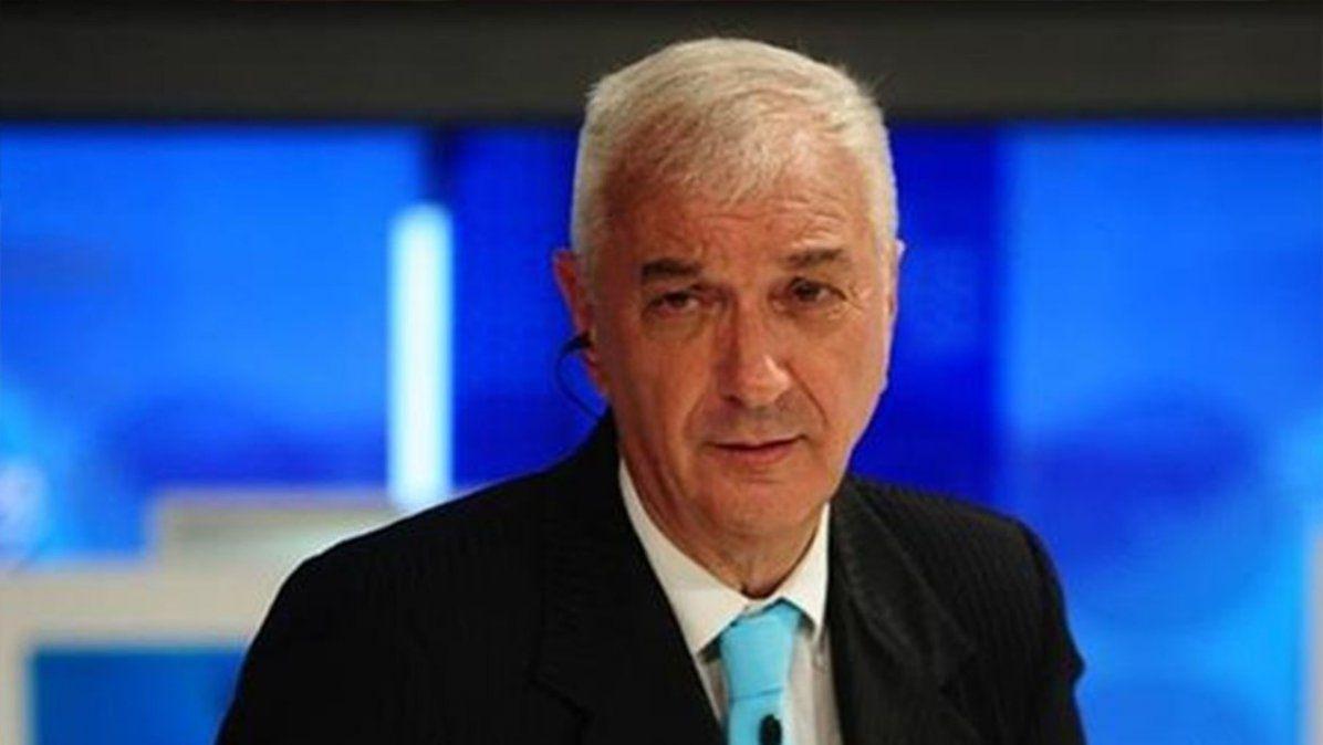 Se conoció quién reemplazará a Mauro Viale en su programa de América