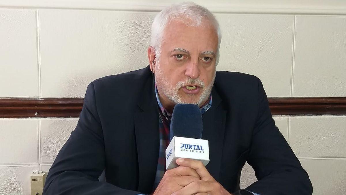 El jefe de Coordinación de Gabinete Julián Oberti