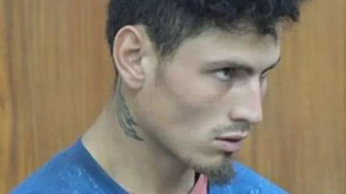 Gastón Quintero fue condenado por dos asesinatos en Rancul.