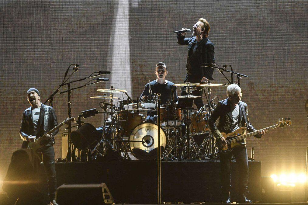 """U2 editaba hace 40 años """"Boy"""""""