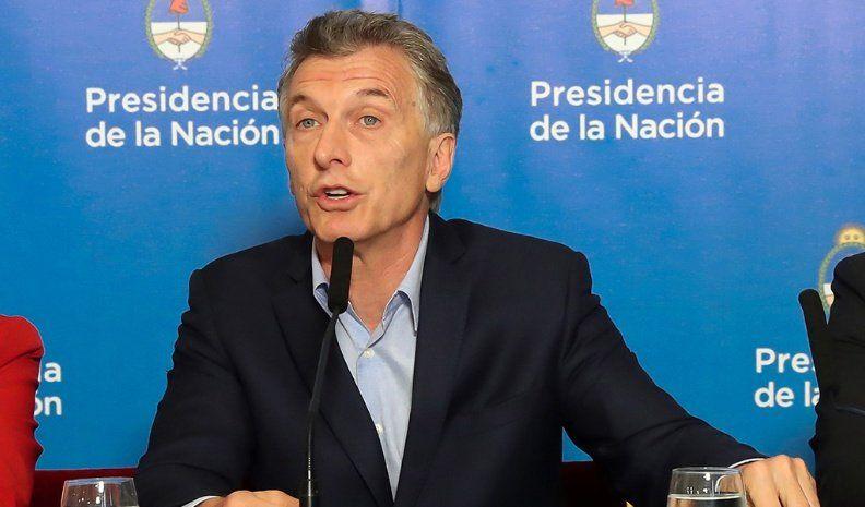 Macri inaugura un hospital de Pami en Mar del Plata