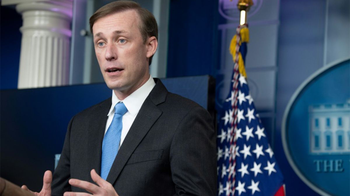 Sullivan también fue asesor de Seguridad Nacional en el Gobierno de Barack Obama.