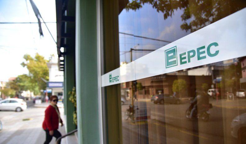 Epec anunció cortes de energía en varios barrios