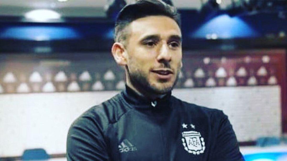 Salvio encendió las alarmas en la selección Argentina