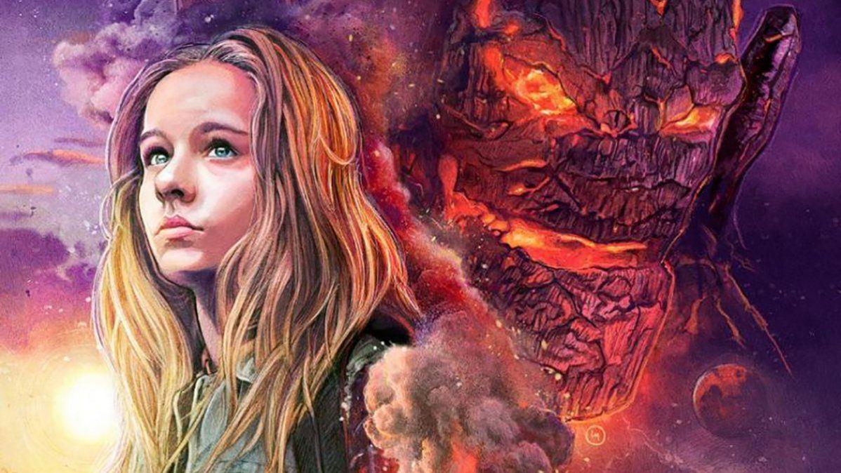 Yanka y el espíritu volcán