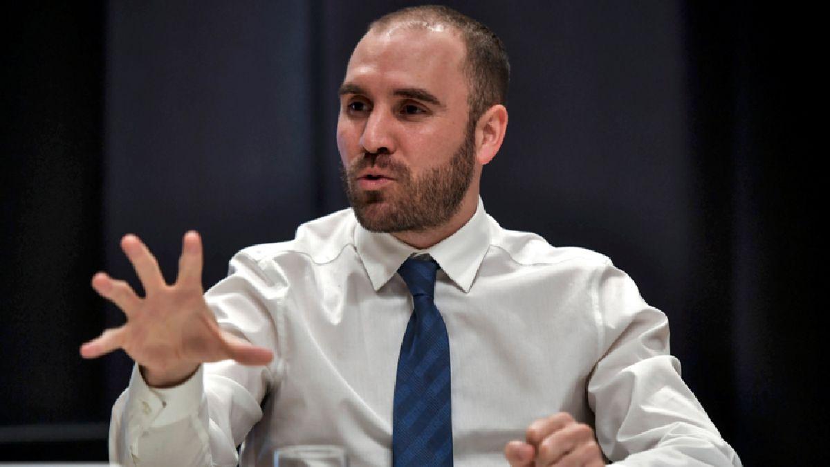 Martín Guzmán destacó el compromiso del G7 para crear un impuesto a las multinacionales.