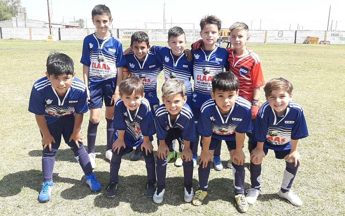 La categoría 2013 de Argentino