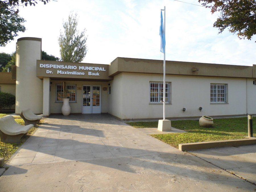 Dispensario Municipal de Ballesteros. En la última jornada llegaron 16 PCR negativos.