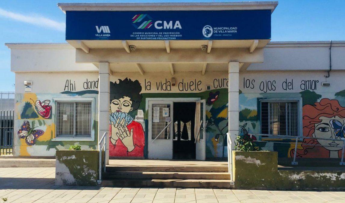 El Consejo Municipal de Adicciones habilitó un consultorio en su espacio de calle Pasteur. Buscan concretar tratamientos integrales.